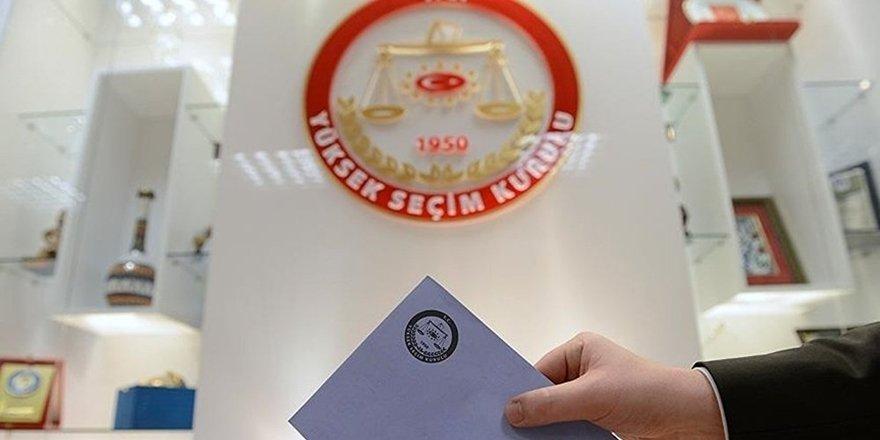 YSK'dan karar: Seçimlerin yenileneceği yerlerde mazbatalar iptal