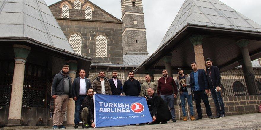 VİDEO -  Diyarbakır'a hayran kaldılar!