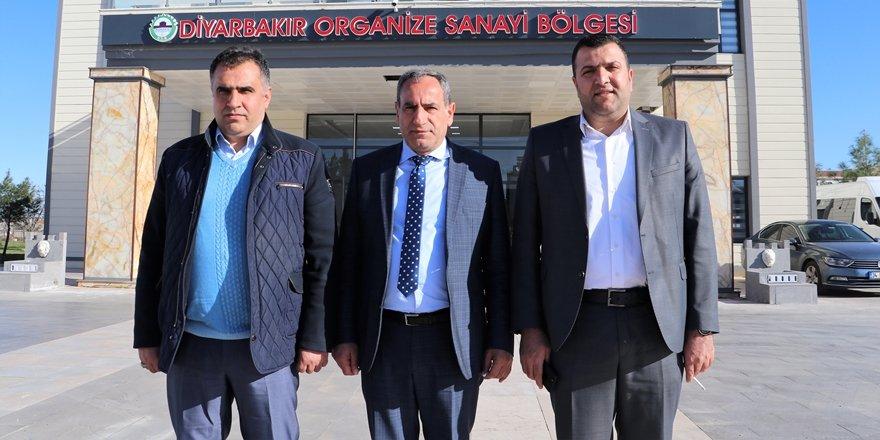 OSB sanayicileri Erbil için kolları sıvadı
