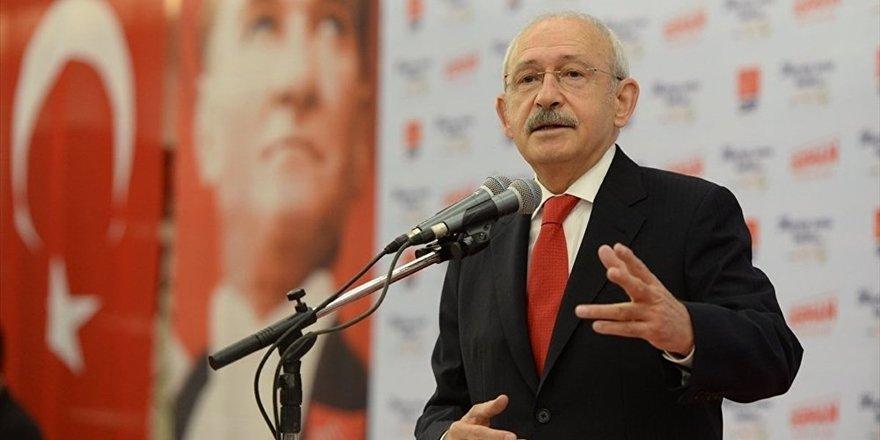 """Kılıçdaroğlu: """"KHK kararı gözden geçirilmeli"""""""