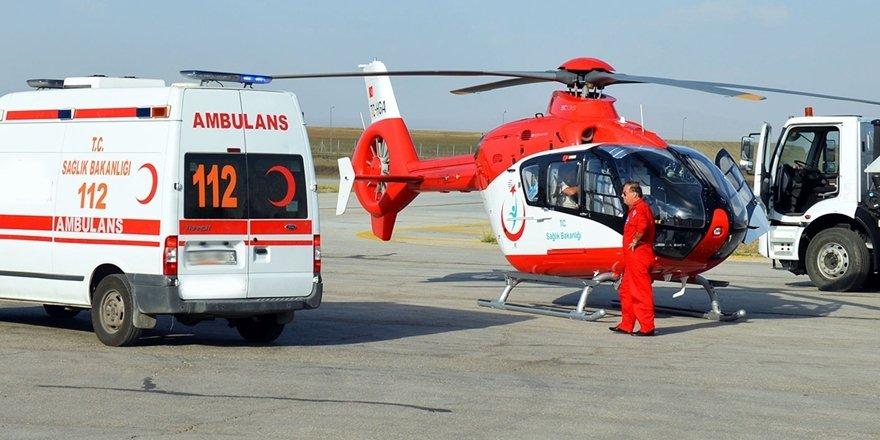 Ambulans şoförlerine eğitim