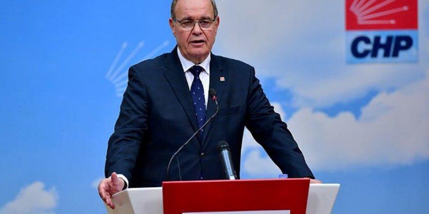 """""""Kılıçdaroğlu'na saldırı son derece organize bir eylemdir"""""""