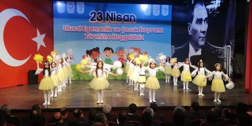 Mardin'de 23 Nisan coşkusu