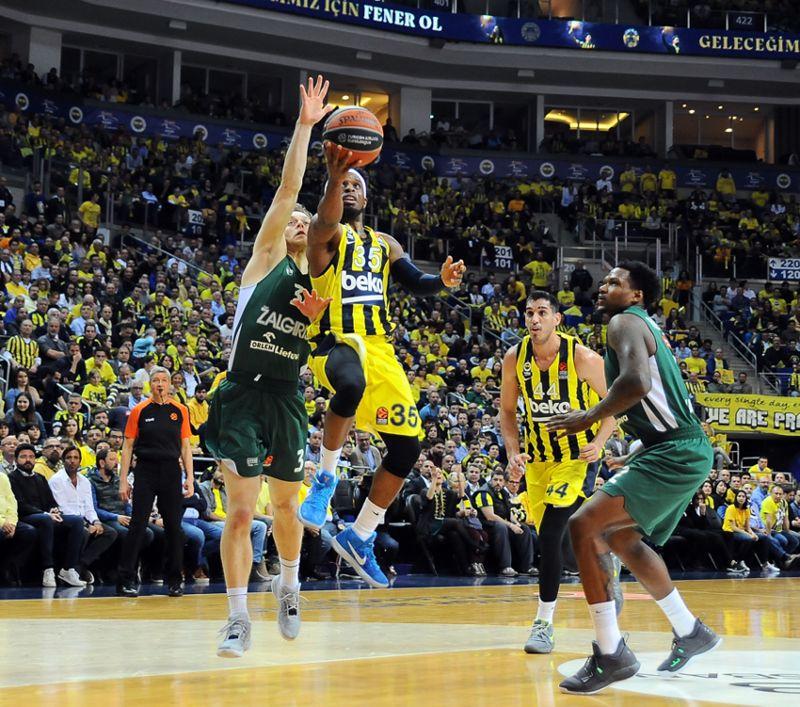 Fenerbahçe, adını Final-Four'a yazdırmak için parkede!
