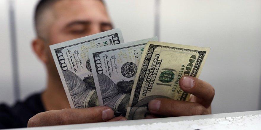 Dolar son 6 ayın en yüksek seviyesinde