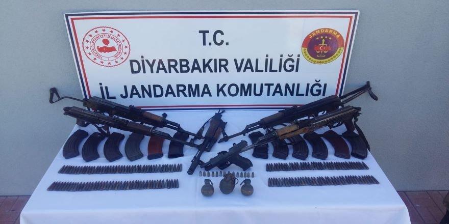 Diyarbakır'da operasyon...
