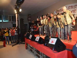 Ergani'de Grup Yorum konseri