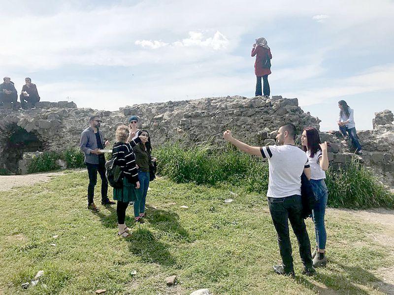 Diyarbakır'da bahar bereketi!