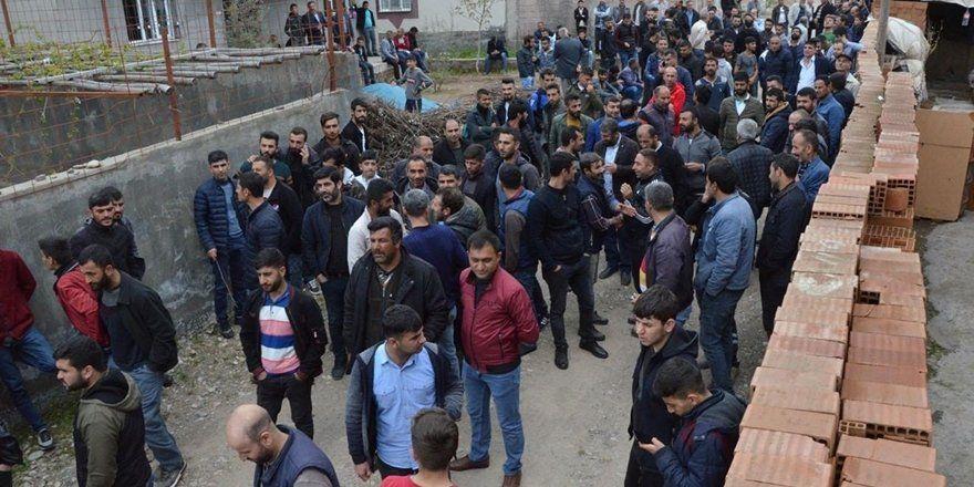 VİDEO - Diyarbakır Bağıvar'da DEDAŞ gerginliği
