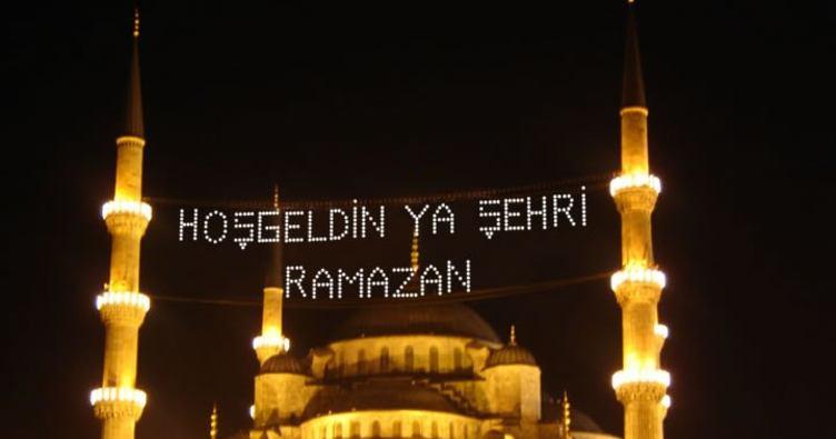 Bu yıl ramazan ayı 29 gün sürecek