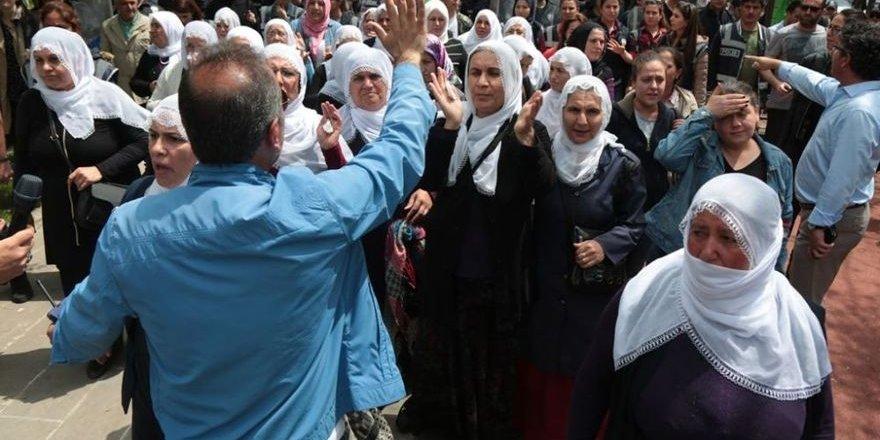 Diyarbakır'da açlık grevi eylemine izin verilmedi