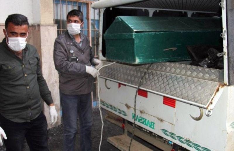 İran sınırında 6 erkek cesedine rastlandı