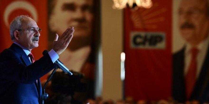 Kılıçdaroğlu partili belediye başkanlarıyla toplantı yaptı