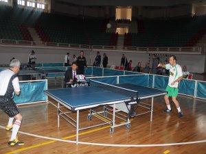 Diyarbakır'da ilk defa masa tenisi ligi düzenlendi