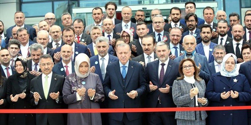 Cumhurbaşkanı Erdoğan MÜSİAD Genel Kurulu'nda konuşma yaptı