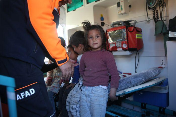 Şanlıurfa'da kaybolan 4 çocuk, 12 saat sonra bulundu