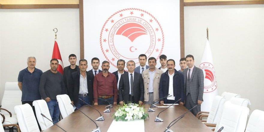 Diyarbakır'da hayvan refahı eğitimi