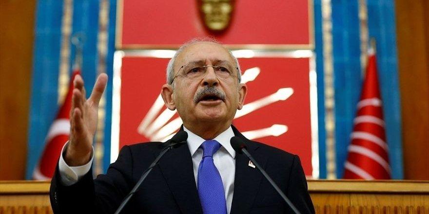 Kılıçdaroğlu partisinin grup toplantısında konuştu