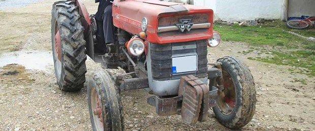 VİDEO - 9 Yaşındaki çocuk traktörün altında kalarak öldü
