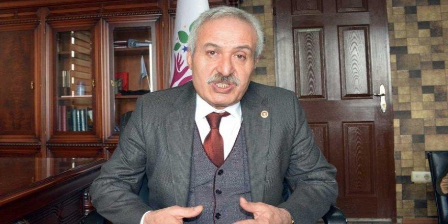 HDP'li Mızraklı'dan İmamoğlu'na destek