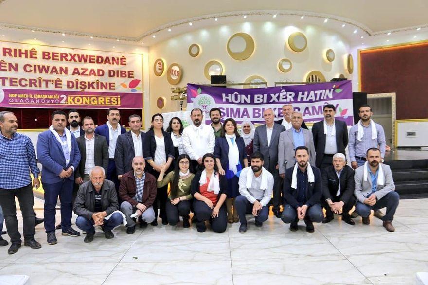 HDP'nin yeni Eşbaşkanları Ceylan ve Uyanık