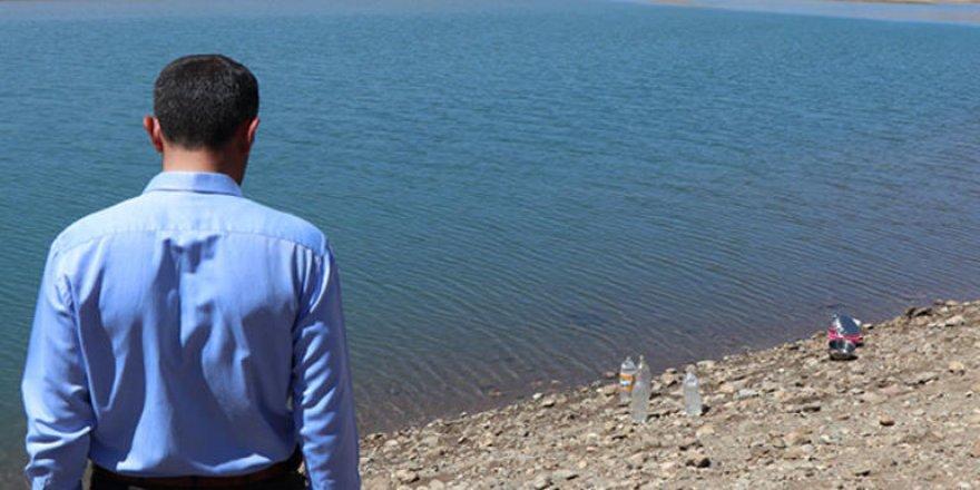 Diyarbakırlı genç yüzmek için girdiği barajda boğuldu
