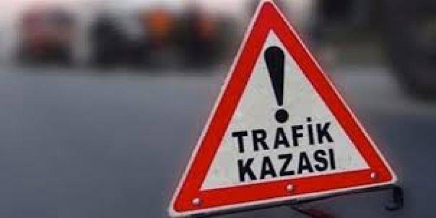 Diyarbakır Mardin karayolunda kaza