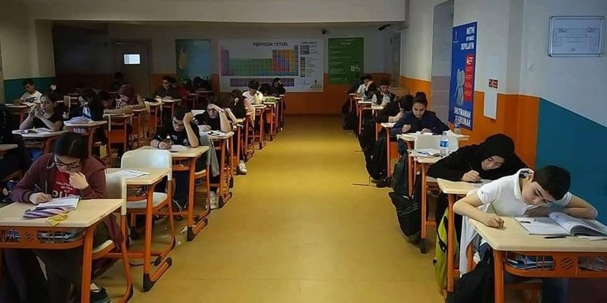 Bilnet Okulları'ndan hazırlık kampı