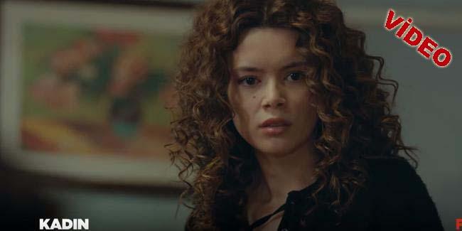 Kadın dizisinde, Şirin'in kahve servisi yapma sahnesi olay oldu !