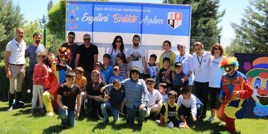 Diyarbakır Hipodromunda Engelliler Haftası etkinliği