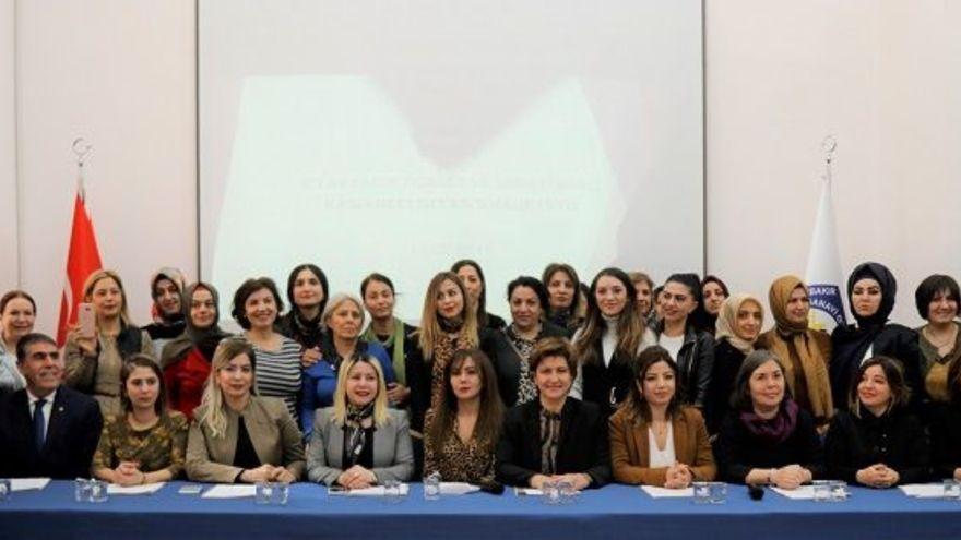 DTSO Kadın Meclisi, başkan değil sözcü seçecek!