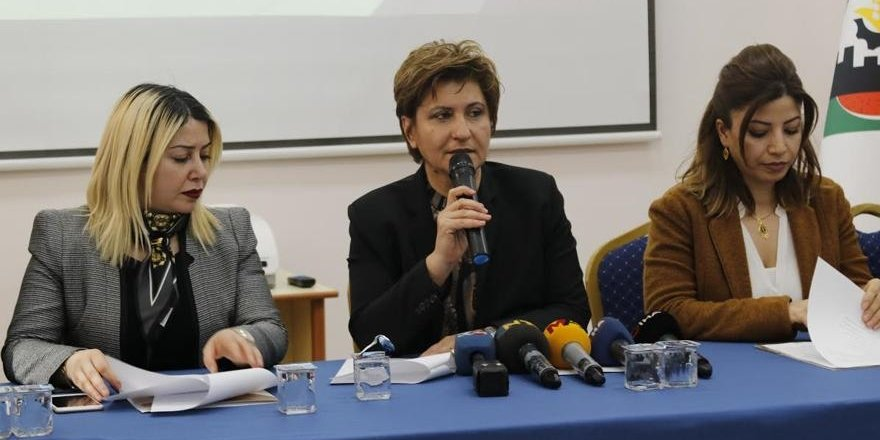 DTSO Kadı Meclisi Kurucusu üyesi Nevin İl'den açıklama