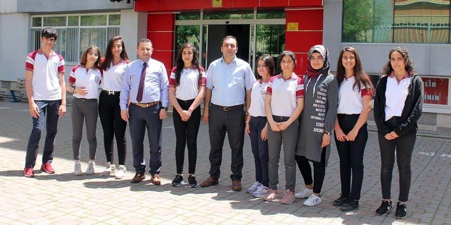 VİDEO - Diyarbakırlı öğrenciler 'Zimem' geleneğini yeniden hayata geçirdi