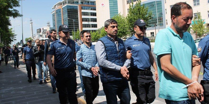 Diyarbakır'da tefecilik operasyonu: 15 kişi tutuklandı
