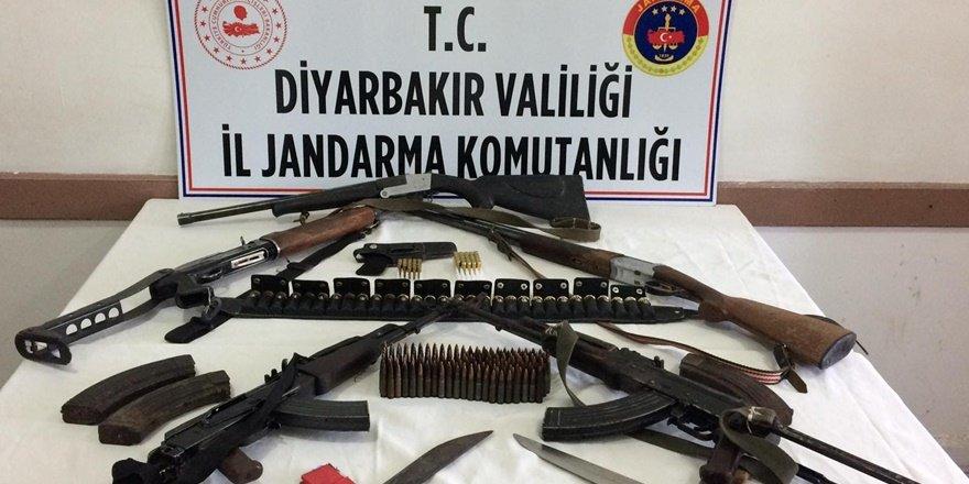 VİDEO - Çınar'da 7 ayrı adrese baskın