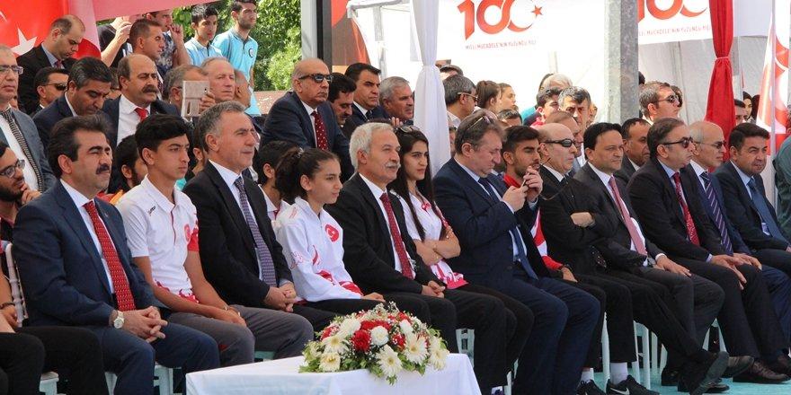 VİDEO - Diyarbakır'da 19 Mayıs coşkusu