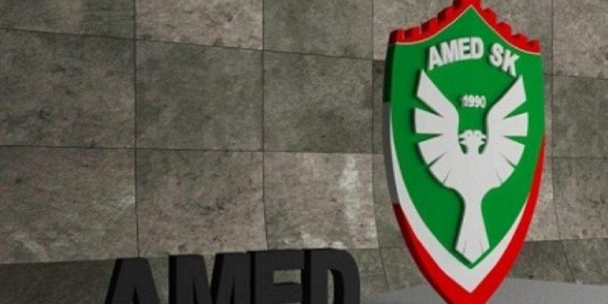 Amedsporlu futbolcu yaralandı