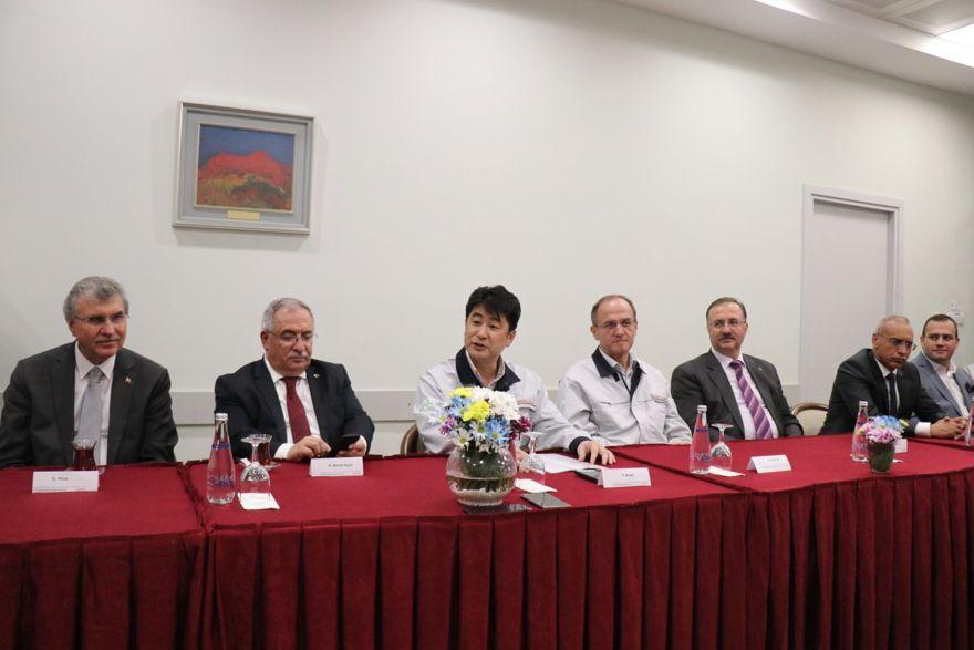 Toyota Türkiye Genel Müdürü iftar programında konuştu