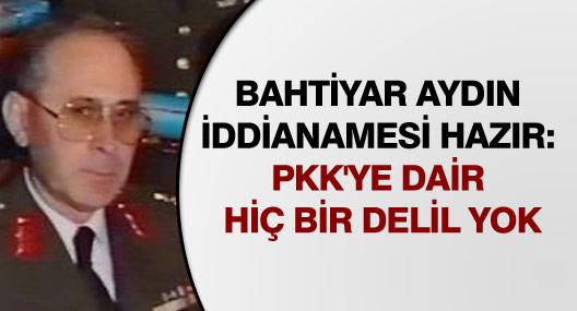 'PKK'ye dair hiçbir delil yok'