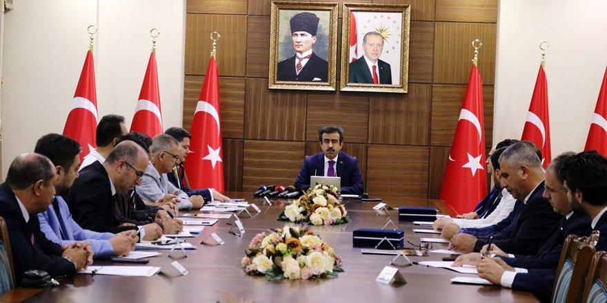 """Vali Güzeloğlu: """"Bir milyon turist hedefimize ulaşacağız"""""""