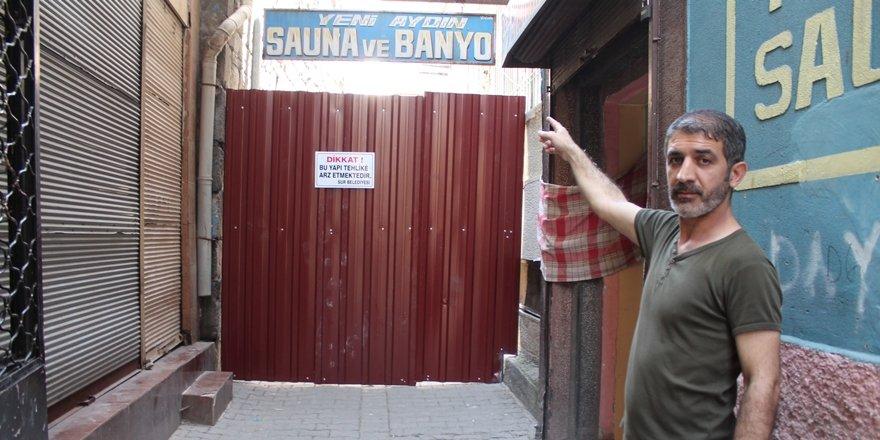 Diyarbakır'da tarihi han yıkılma tehlikesi ile karşı karşıya