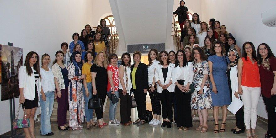 DTSO Kadın Meclisi yürütmesini seçti