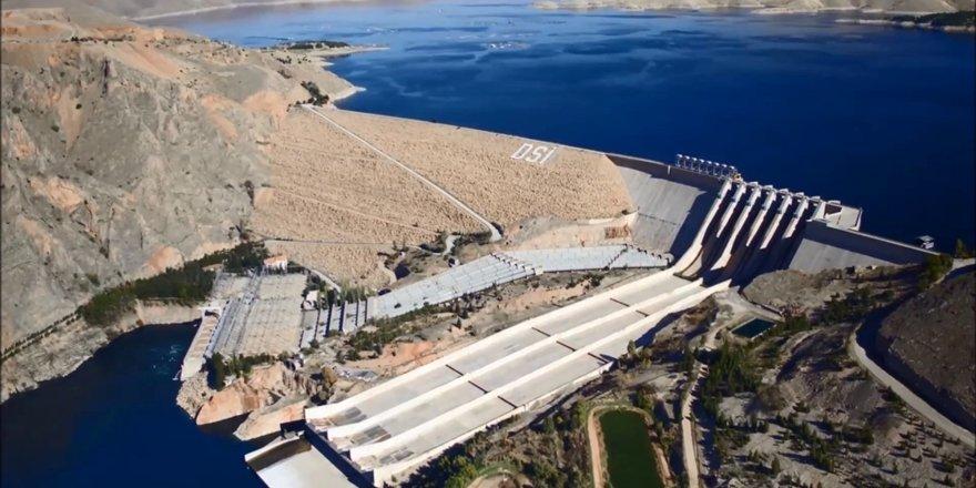 'Baraj gölüne girmeyin' uyarısı