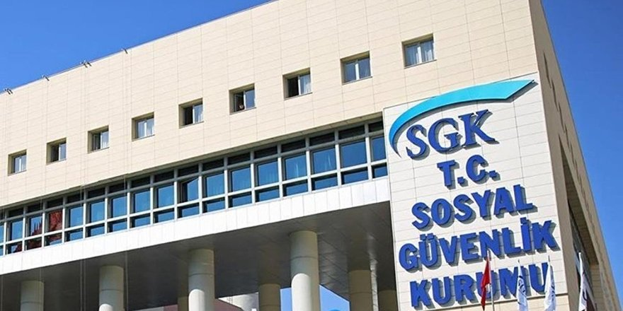 SGK'ya 400 personel alınacak