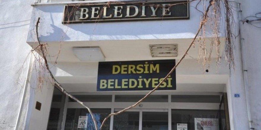 Valiliğin Dersim itirazına mahkemeden jet karar