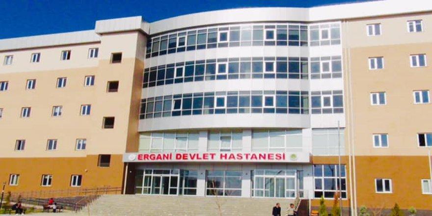 Ergani Devlet Hastanesi'nde 'klima' skandalı!