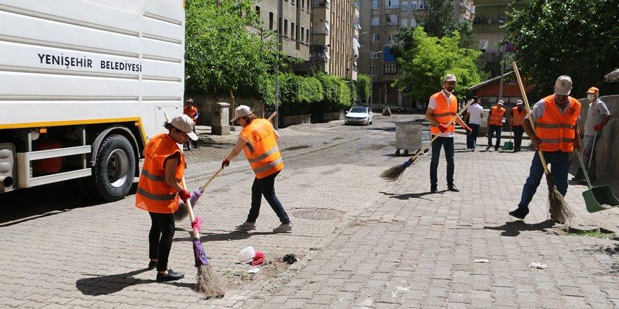 VİDEO - Yenişehir'den temizlik kampanyası