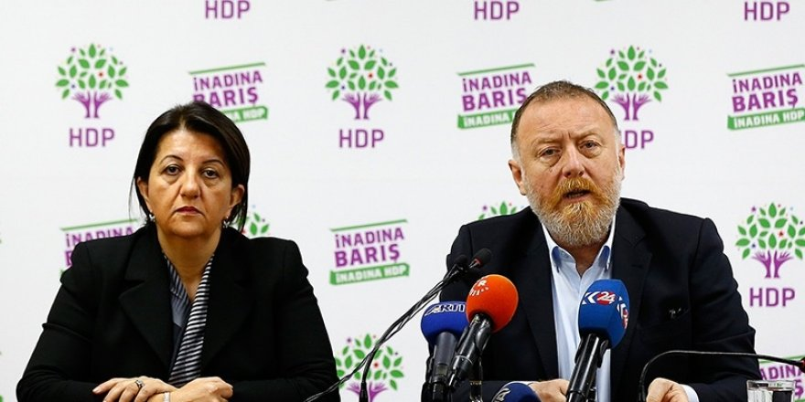 HDP'den reform açıklaması