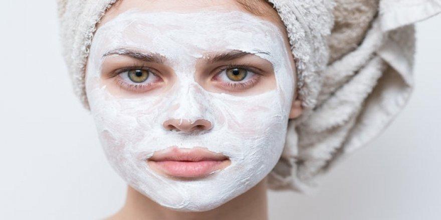 Yüz maskesi tarifleri