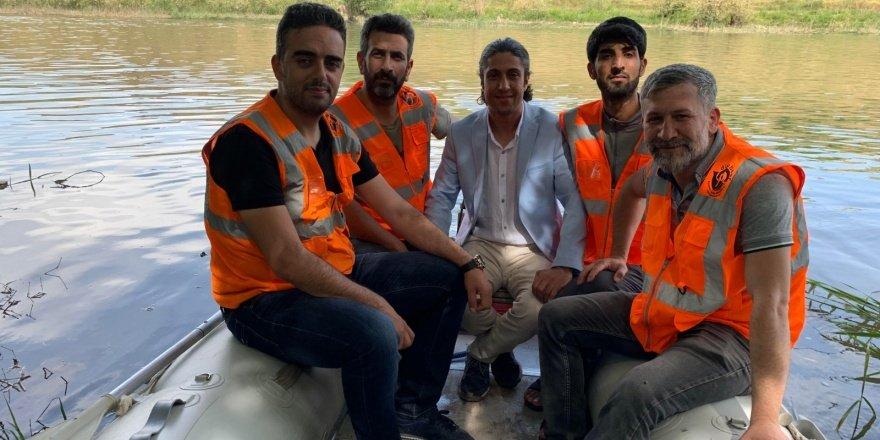 Diyarbakır'ın doğa savaşçıları